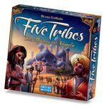 asmodee  Asmodee Five Tribes les rumeurs etaient vraies : le vieux sultan... par LeGuide.com Publicité