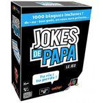 gigamic  Gigamic JOKES DE PAPA avis de laamp;#39;equipe : genial apres... par LeGuide.com Publicité