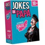 gigamic  Gigamic JOKES DE PAPA Extension salee faut pas rire !formez deux... par LeGuide.com Publicité