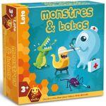 Abeille Monstres et Bobos regle du jeu : le premier joueur qui soigne... par LeGuide.com Publicité