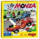 haba  Haba Monza les voitures de course filent comme des fleches. pour... par LeGuide.com Publicité