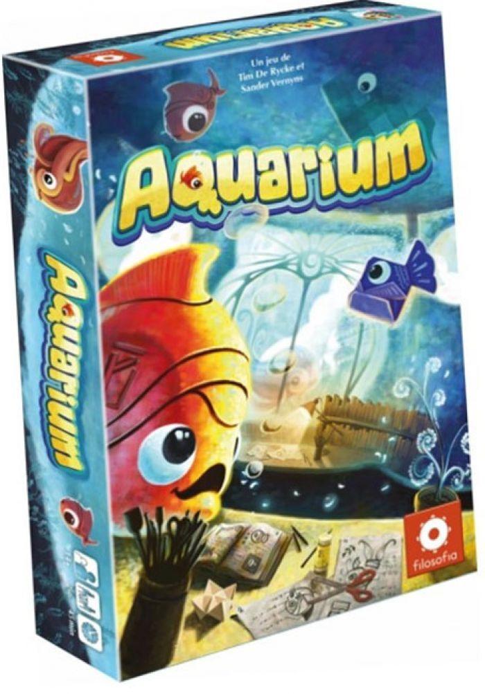 Asmodee Aquarium