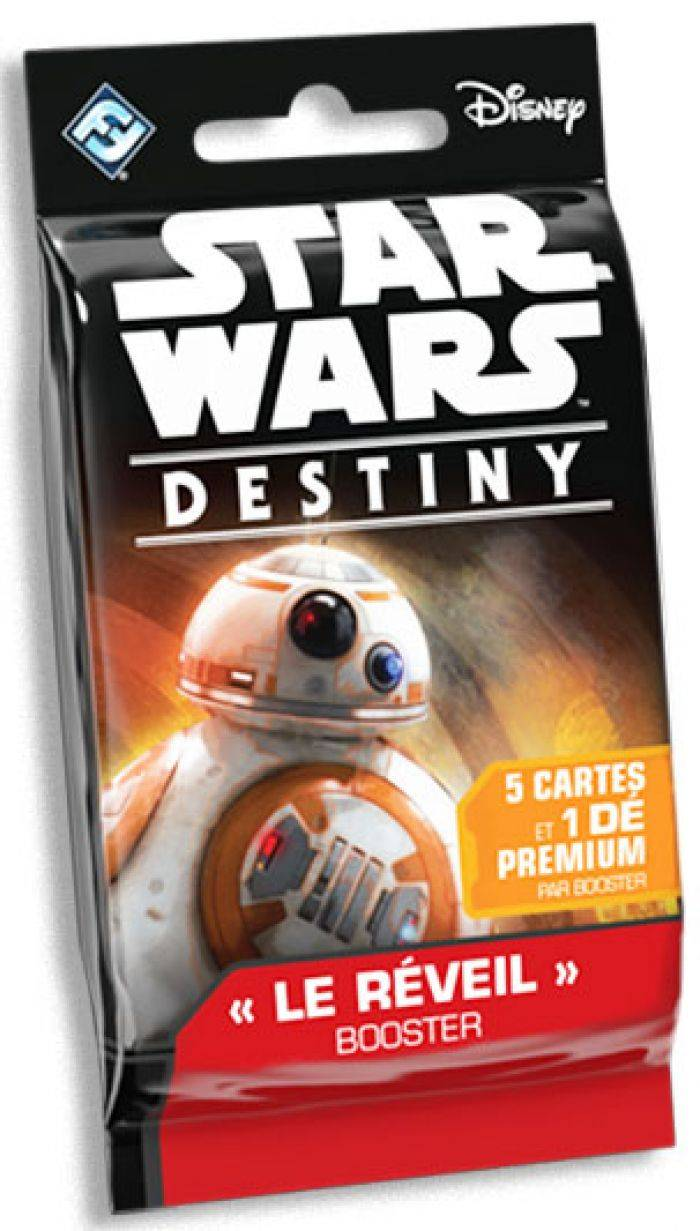 Asmodee Star Wars : Destiny - Booster Le Reveil