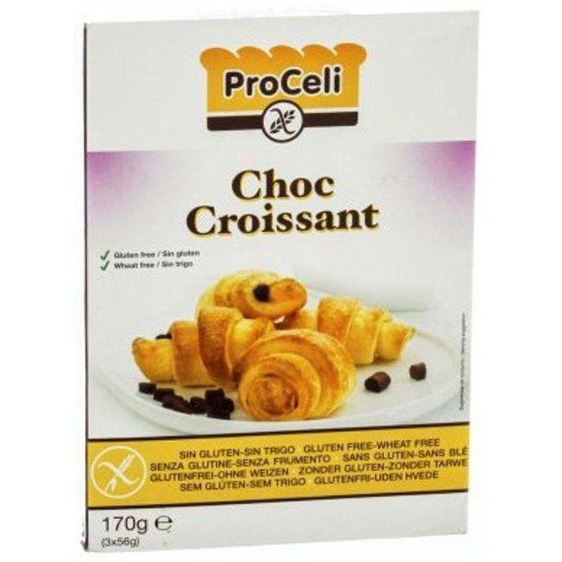 Proceli croissants au chocolat sans gluten 170g