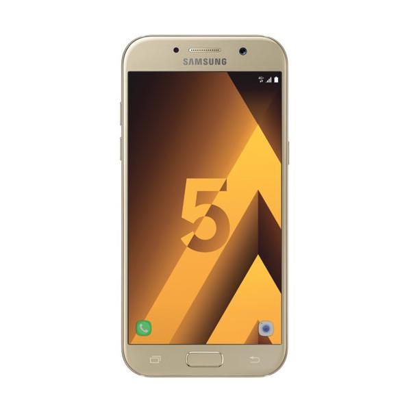 Samsung Galaxy A5 (SM-A520F) Or - 32 GB - Écran 5.2'' - Neuf d'origine