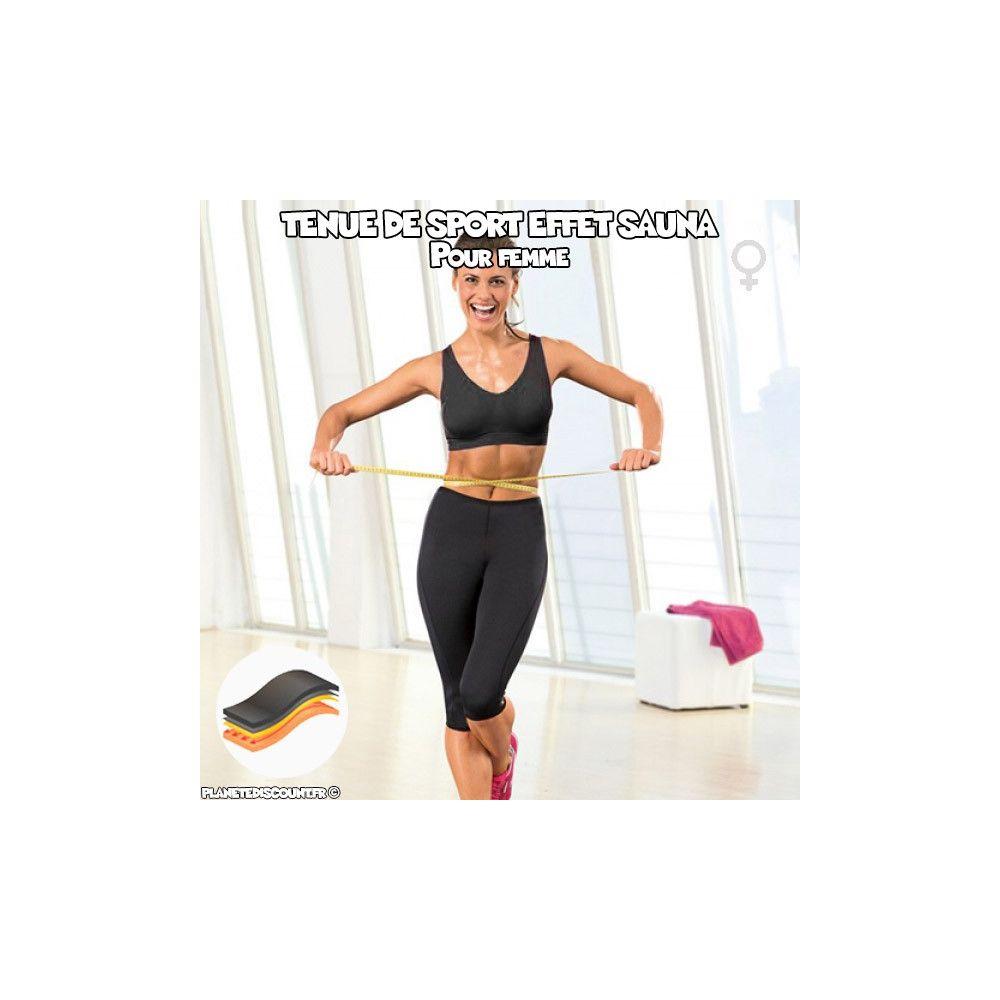 Tenue de sport femme effet sauna : Tailles - XL