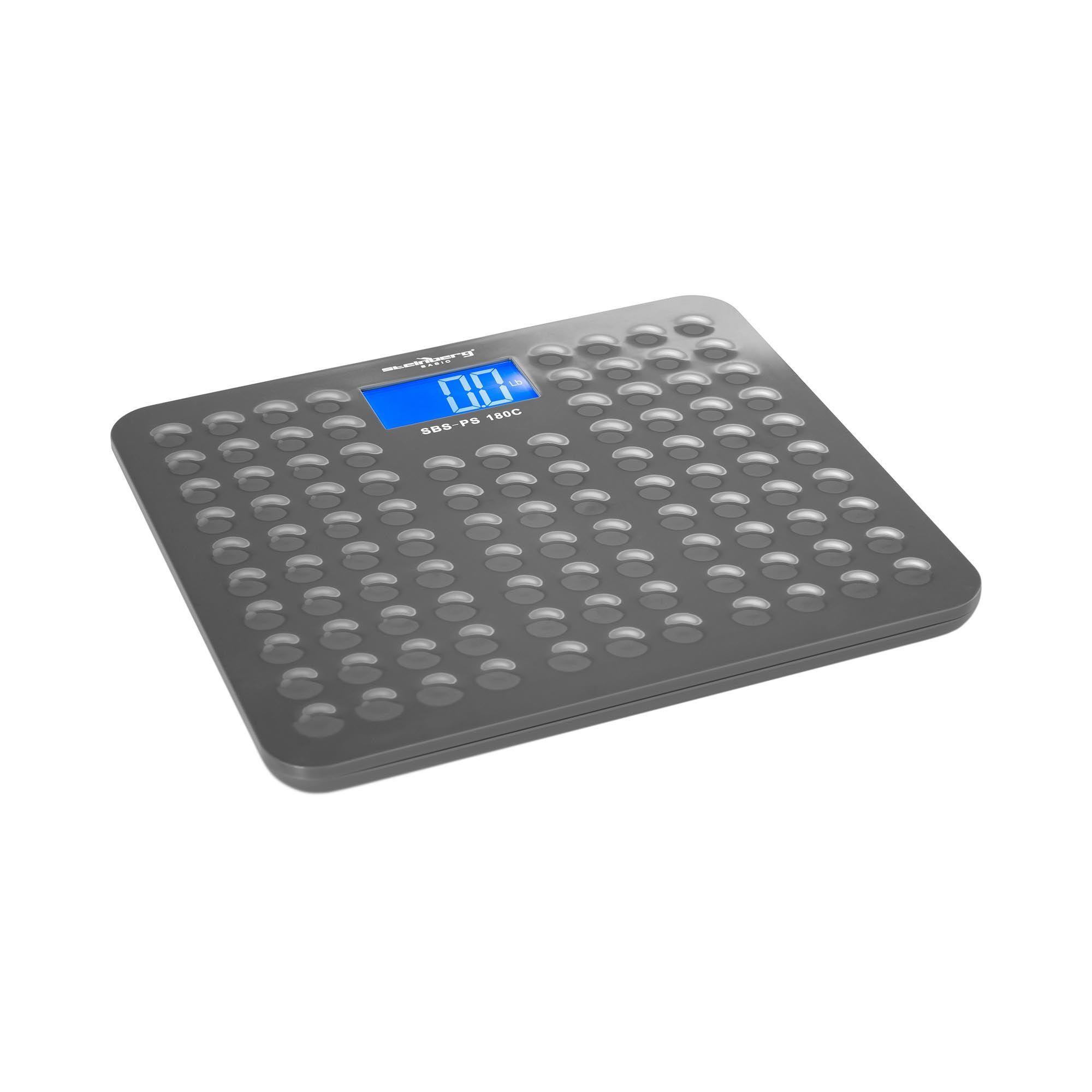 Steinberg Basic Pèse-personne électronique - 180 kg SBS-PS-180C