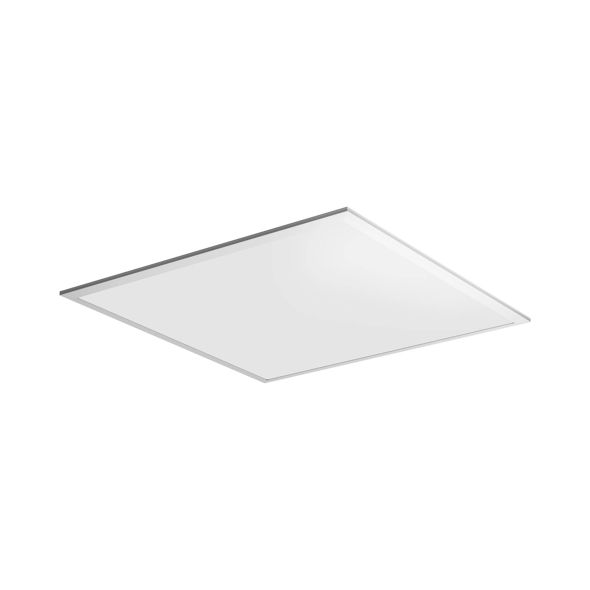 Fromm & Starck Panneau LED - 62 x 62 cm - 40 W - 3 800 lm - 6 000 K (blanc froid) STAR_62_CW