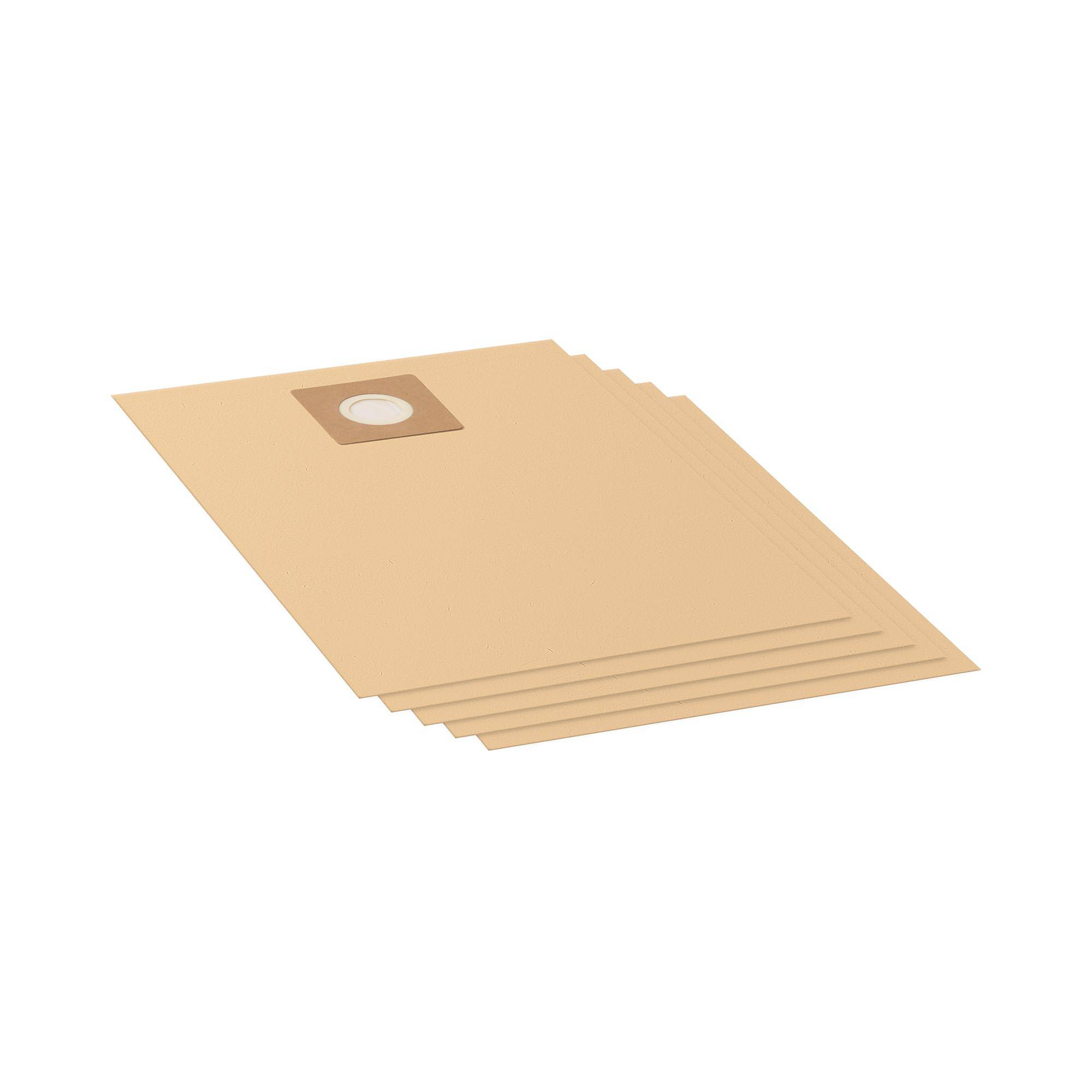 ulsonix Sacs pour aspirateur industriel - 30 l - Papier FLOORCLEAN DHF-BAG30