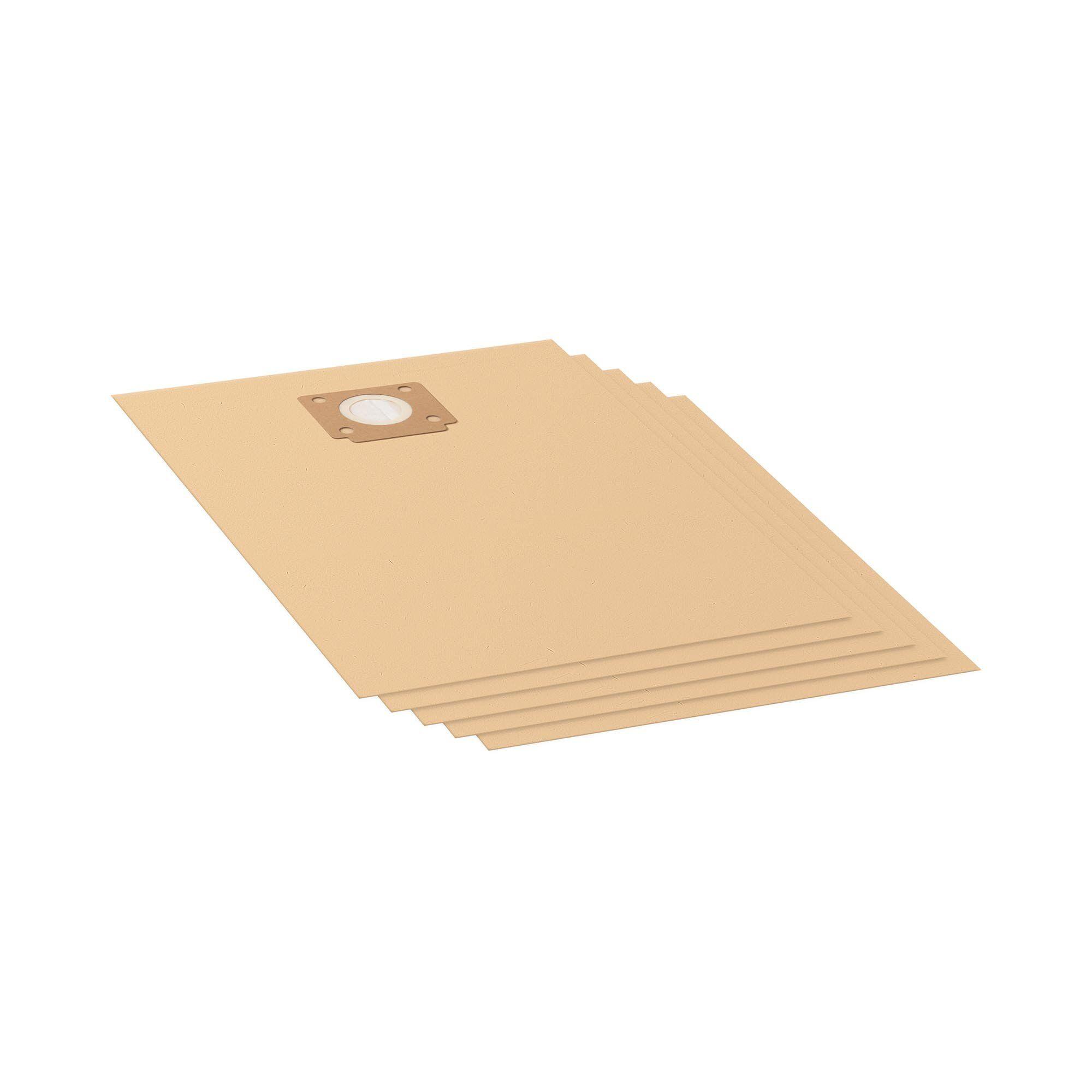 ulsonix Sacs pour aspirateur industriel - 25 l - Papier FLOORCLEAN DHF-BAG25