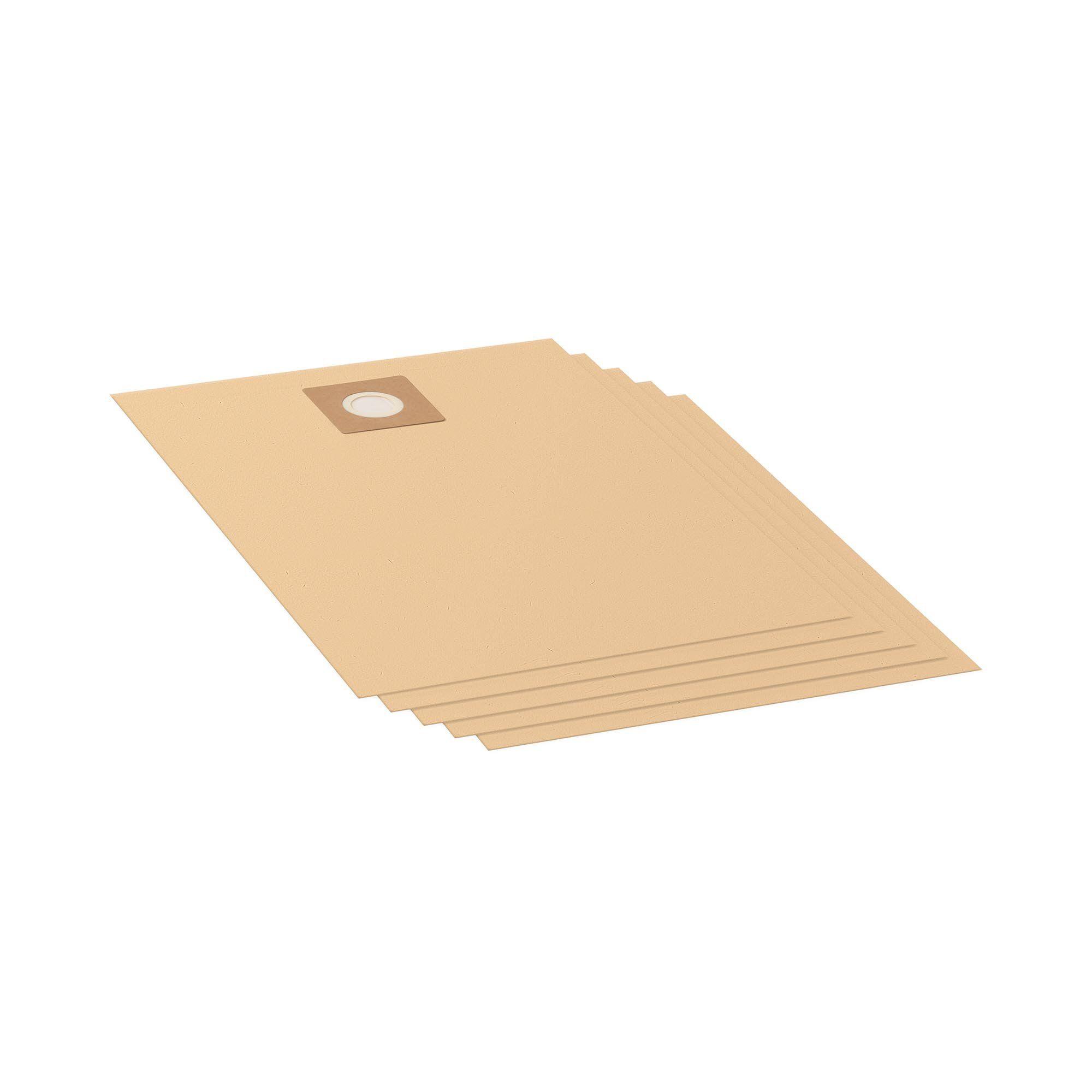 ulsonix Sacs pour aspirateur industriel - 80 l - Papier FLOORCLEAN DHF-BAG80