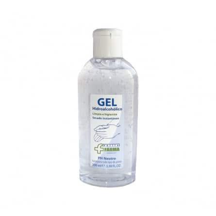 Flacon Gel Hydroalcoolique - 100 ml