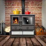 pur line  Purline ® Cuisinière à bois 12 kW, charbon, briquette Malina... par LeGuide.com Publicité