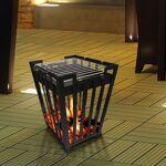 pur line  Purline ® Brasero EFP1 de Purline, un brasero extérieur en acier... par LeGuide.com Publicité