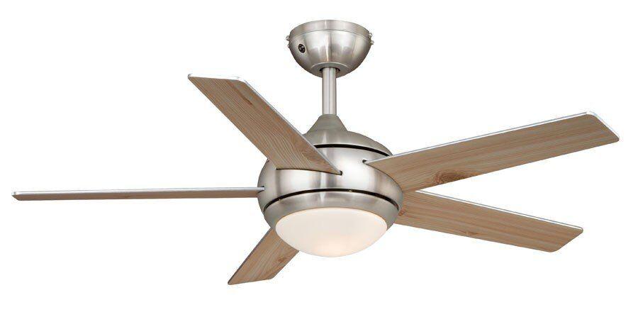 pep o ventilateur de plafond fresco nickel bross