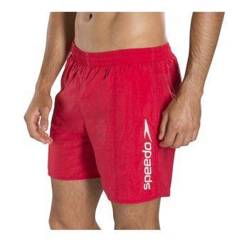 Speedo SCOPE - Short de bain Homme red/white