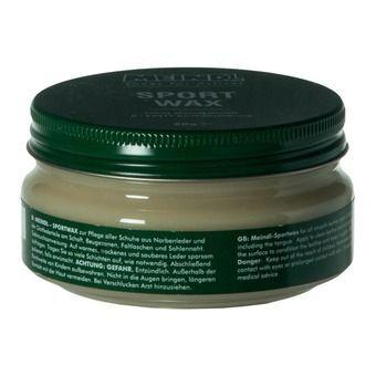 Meindl SPORTWAX - Crème pour cuir 80g