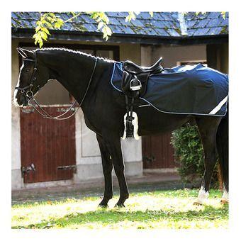 Horseware AMIGO COMP SHEET - Couvre-reins navy/navy/white