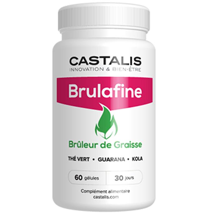 Castalis Brulafine, brûleur de graisse (60 gélules)