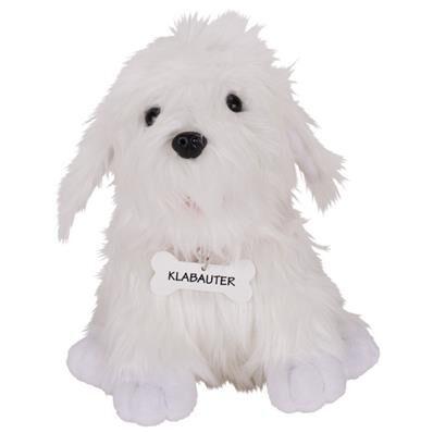 Goll&Kie - origine UE - Made in Europe Marionnette chien Klabauter