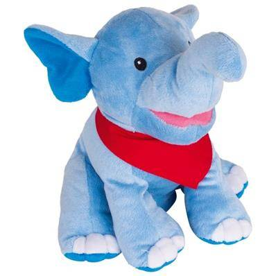 Goll&Kie - origine UE - Made in Europe Marionnette éléphant Nira