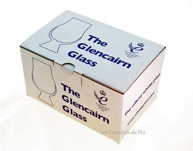 Les essences du vin Coffret 6 verres the Glencairn glass official
