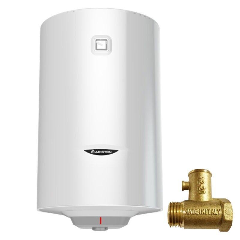 Ariston Chauffe-eau électrique Ariston PRO1 R 80 V/3 EU 80 litres Vertical 3201918