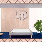 Tediber Sommier - 90x190 Lattes bois massif/Surface antidérapante/Tissu... par LeGuide.com Publicité