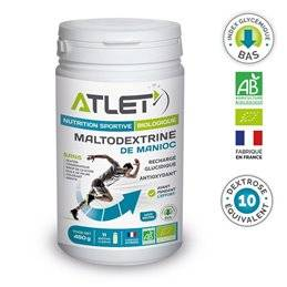 Atlet Nutrition Maltodextrine ATLET base de Manioc DE 10