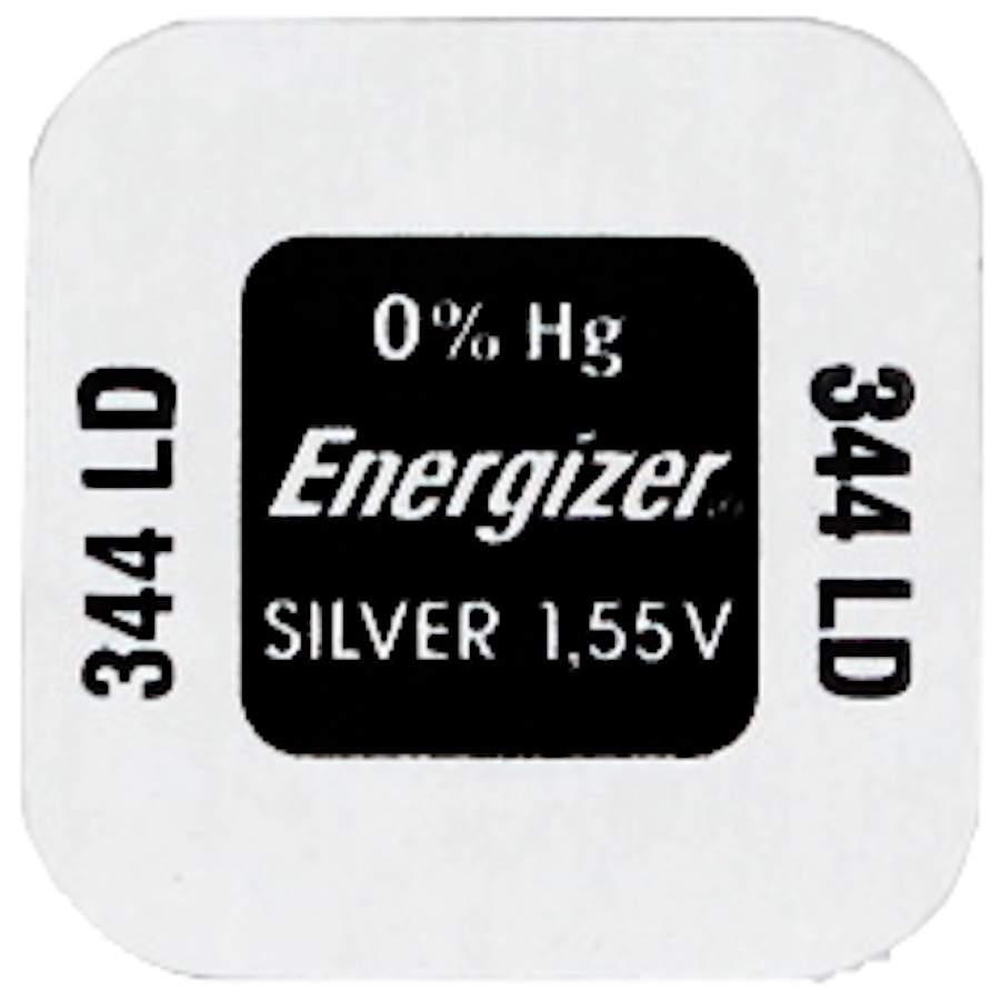 Energizer Pile Montre 344 / 350 / SR42 / SR1136SW Energizer