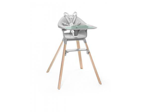 Stokke Chaise haute clikk et set de table pour clikk ezpz  stokke