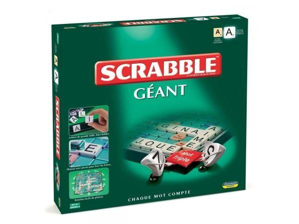 Megableu editions Scrabble géant