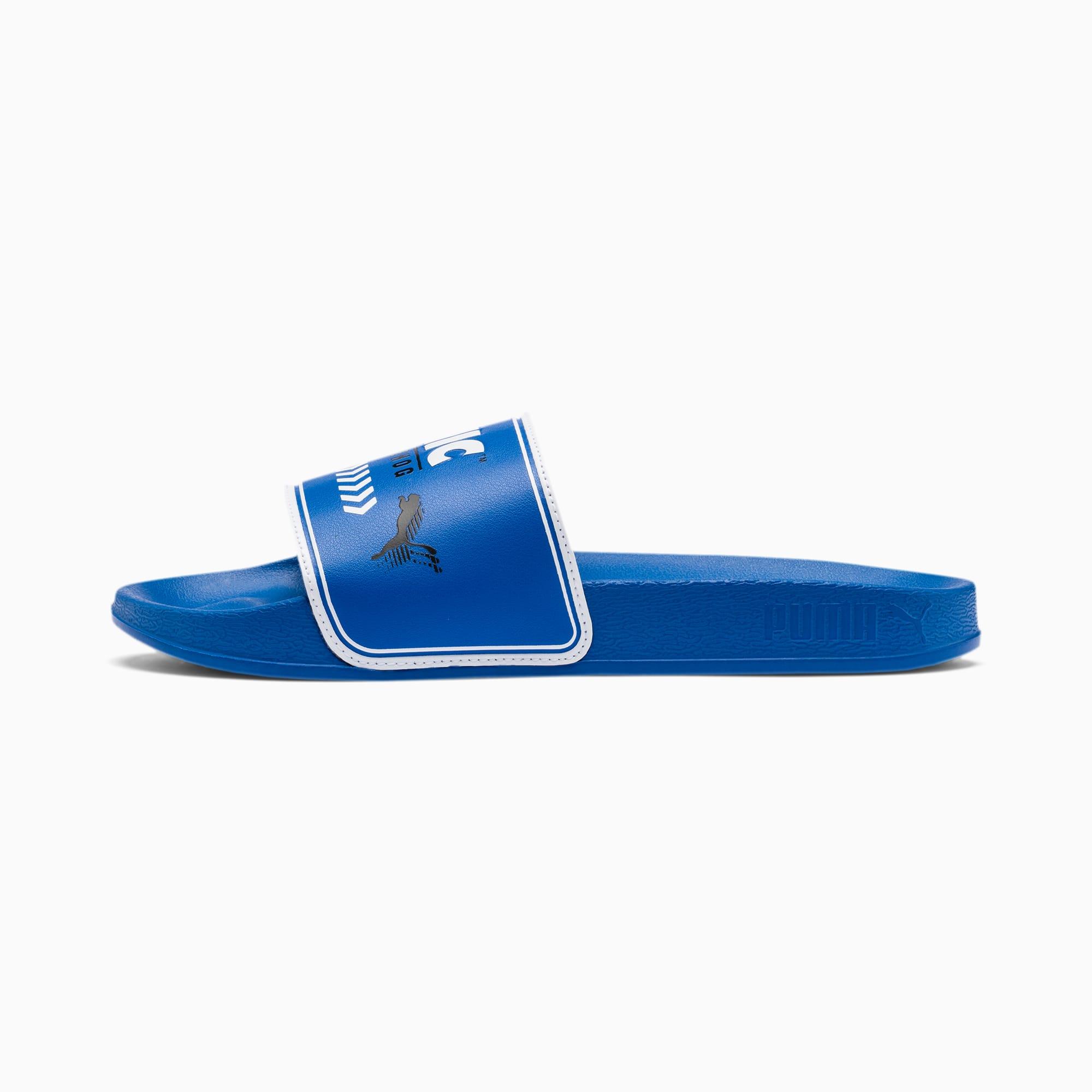 PUMA Sandale PUMA x SONIC Leadcat Youth pour Enfant, Taille 35.5, Chaussures