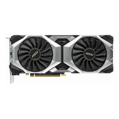 MSI GeForce RTX 2080 Ventus 8G OC (V372-007R) noir & blanc