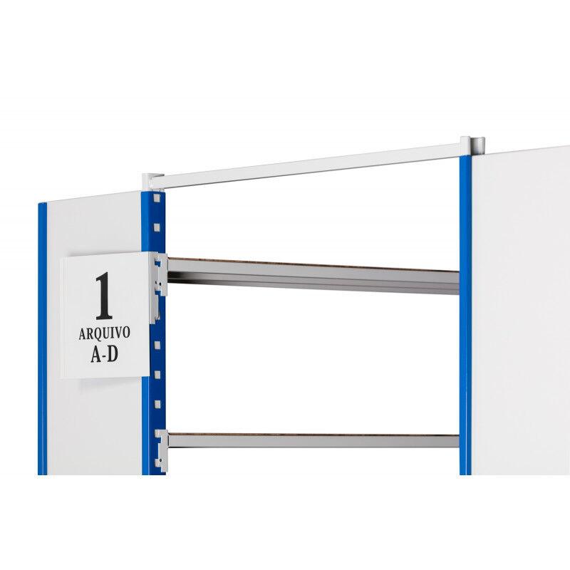 Pont de liaison de rayonnages légers 180 Kg et 300 Kg