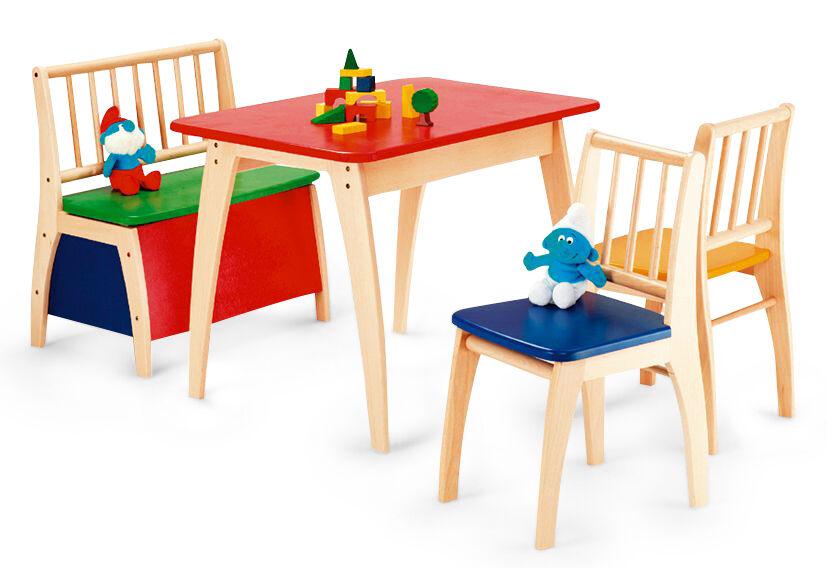 Geuther Ensemble de sièges pour enfants Bambino - Bunt