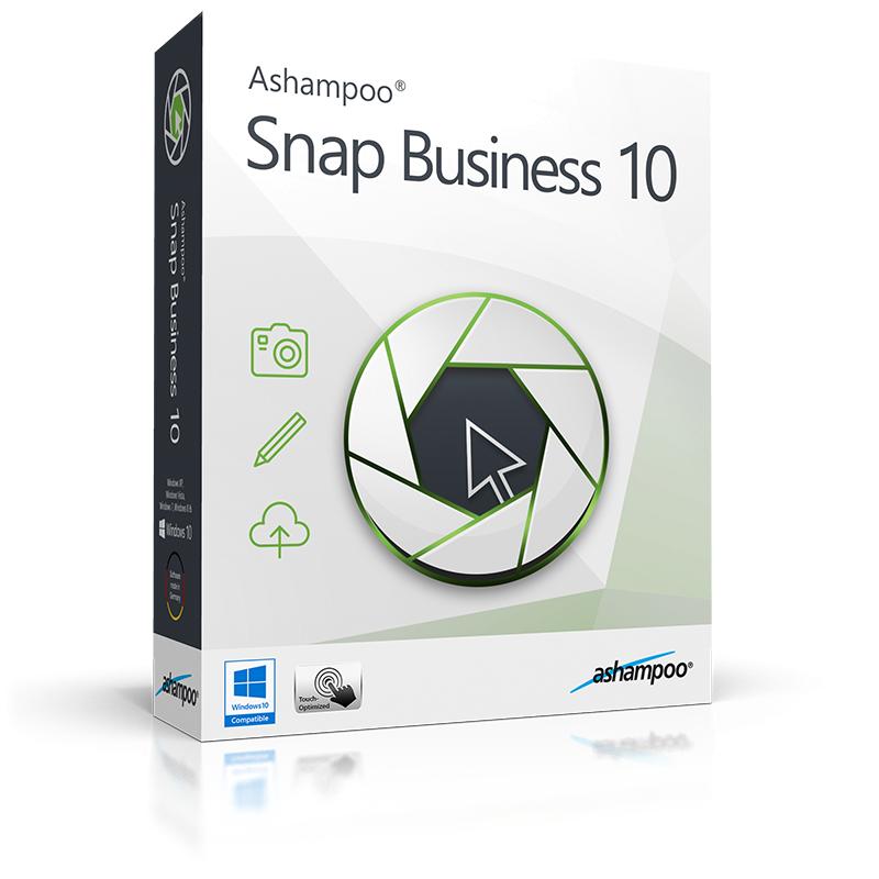 Ashampoo Snap Business 10 Télécharger