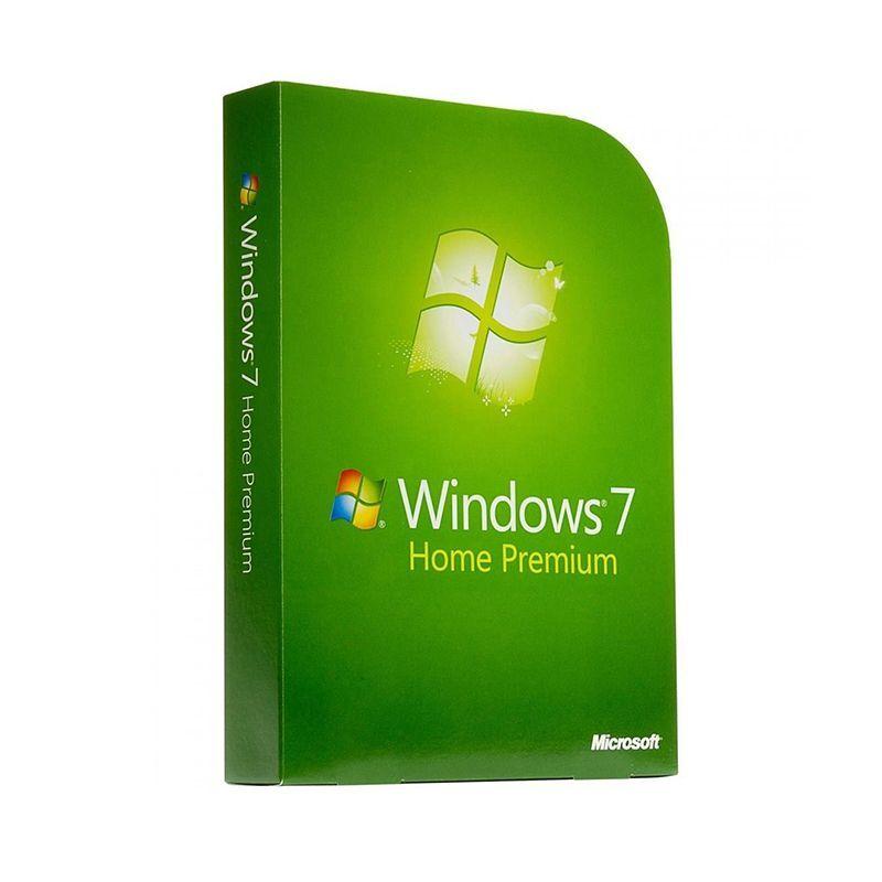 Microsoft Co Microsoft Windows 7 Home Premium SP1