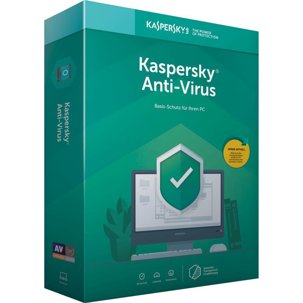 Kaspersky Antivirus 2020 téléchargement version complète 2 ans 5 Appareils