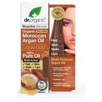 Dr. Organic Huile d'argan 100% pure du Maroc 50 ml de huile - Dr. Organic