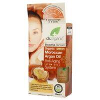 Dr. Organic Anti-âge avec cellules souches à l'huile d'Argan du Maroc 30 ml - Dr. Organic