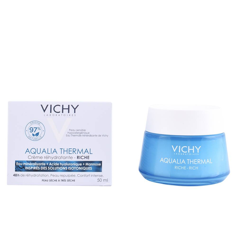 Vichy AQUALIA THERMAL crème réhydratante riche  50 ml