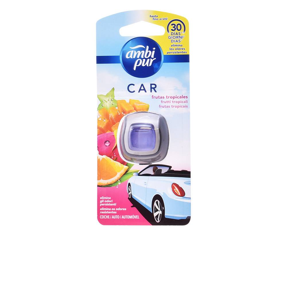 Ambi Pur CAR ambientador desechable  #fruta tropical