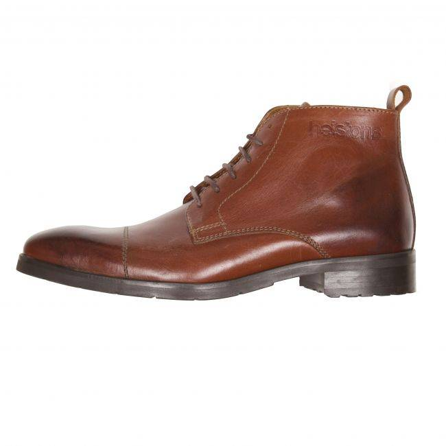 Helstons Chaussures HERITAGE Cuir Aniline Ciré - HELSTONS
