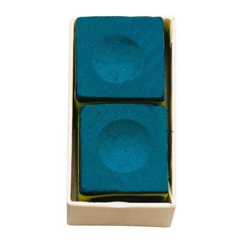 Triangle Chalk Boite de 2 craies Triangle bleues