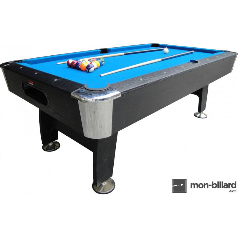 Billard BCE Billard Americain BCE Black Cat 7ft