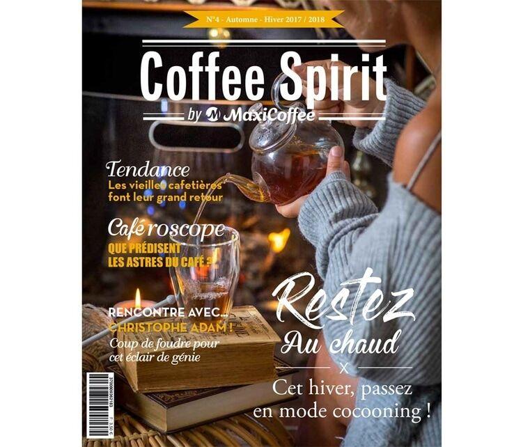 Éditions Maxicoffee.com - Magazine Coffee Spirit numéro 4 - 2017