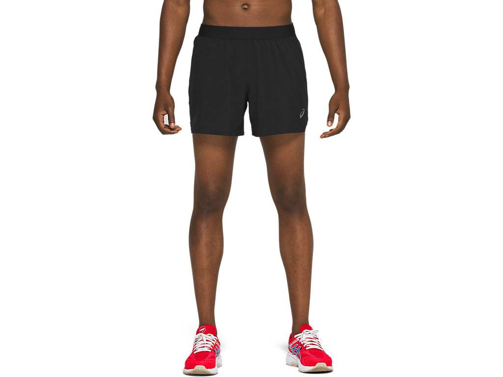 Asics Road 5in Short Performance Black Hommes Taille XL