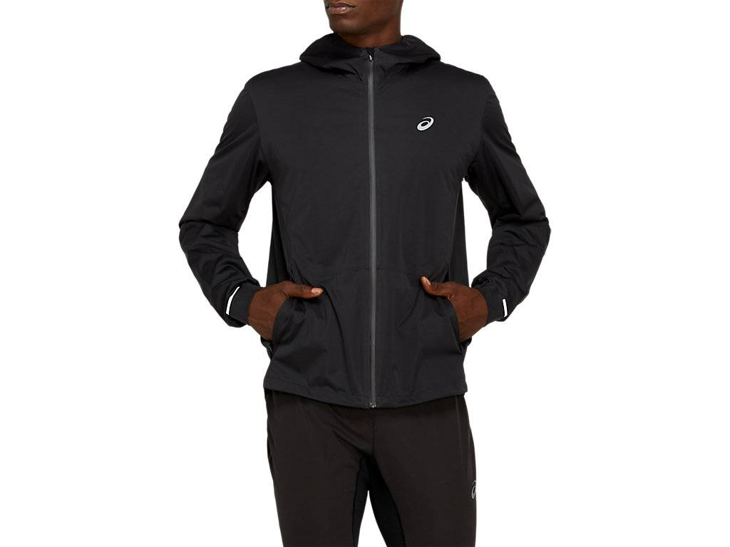 Asics Winter Accelerate Jacket Performance Black Hommes Taille XL