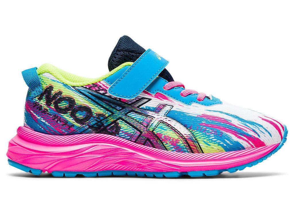 Asics Pre Noosa Tri™ 13 Ps Digital Aqua / Hot Pink Enfants Taille 27